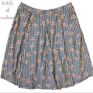 LuLaRoe Madison Skirt - American Dreams